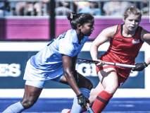 Commonwealth Games 2018 : हॉकीत भारतीय महिलांचा इंग्लंडला दणका
