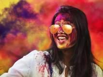 Holi Special : रंग खेळताना डोळ्यांची आणि कानांची काळजी कशी घ्याल?