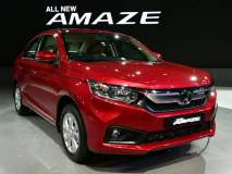 Auto Expo 2018: होंडाची नेक्स्ट जनरेशन Amaze लवकरच भारतीय बाजारपेठेत