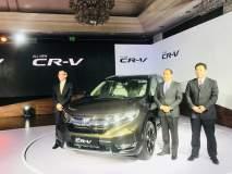 होंडाची नवीकोरी CR-V लाँच; किंमत 28 लाखांपासून