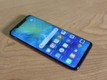 ट्रिपल रिअर कॅमेरा असलेला Huawei Mate 20 Pro स्मार्टफोन भारतात लाँच
