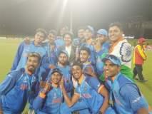 U19 World Cup final : भारताच्या पोरांनी जग जिंकलं, ऑस्ट्रेलियाला नमवून चौथ्यांदा विश्वचषकावर कोरलं नाव