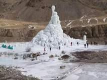 बाबो! इथे १४ हजार फूट उंचीवर सुरू झाला देशातील पहिला Ice Cafe, जाताय ना!