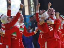 Asian Games 2018: EXCLUSIVE... इराणच्या महिला कबड्डी प्रशिक्षिका आहेत महाराष्ट्राच्या... पाहा त्यांची खास मुलाखत