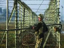 बीएसएफने टिपले १५ पाक सैनिक ! पाकच्या चौक्याही केल्या उद्ध्वस्त