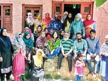 इरोम शर्मिला जेव्हा जम्मू-काश्मीरच्या गावागावात फिरतात..