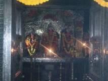 वीजेच्या लपंडावाने तिर्थक्षेत्र वज्रेश्वरी देवीचा नवरात्रौ उत्सव अंधारात
