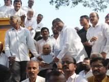 शेतकऱ्यांच्या वीजबिलासाठी महामार्गावर आंदोलन, एन. डी. पाटील यांच्या लढ्याला यश