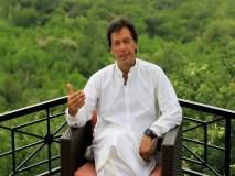 इम्रान खान पुन्हा क्रिकेटच्या मैदानात, 'मिशन वर्ल्ड कप'साठी पाकिस्तानी संघाला टिप्स