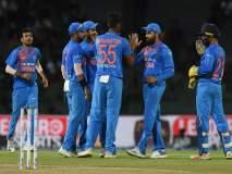 टीम इंडियाने दणक्यात गाठली अंतिम फेरी