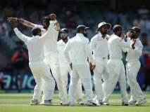 IND vs AUS 1st Test Live: टीम इंडिया 31 धावांनी विजयी, मालिकेत 1-0नं आघाडीवर