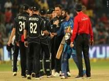दुस-या वनडेत भारताचा न्यूझीलंडवर दणदणीत विजय, 6 गडी राखून केला पराभव
