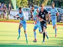 चौरंगी हॉकी मालिका : भारताची यजमान न्यूझीलंडवर मात