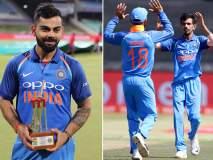 वनडे मालिकेत भारताची विजयी सलामी!