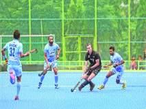 भारताचा न्यूझीलंडवर विजय; हॉकी मालिकेत आघाडी