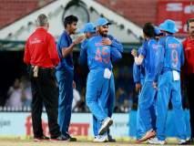 पहिल्या वनडेत भारताने लोळवलं,ऑस्ट्रेलियावर दणदणीत विजय