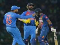 निदाहास चषक : टीम इंडियाचा शानदार विजय, श्रीलंकेचा ६ बळींनी पराभव
