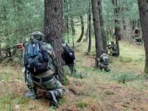 Jammu and Kashmir : बारामुल्लात घुसखोरी करणाऱ्या दहशतवाद्याचा खात्मा