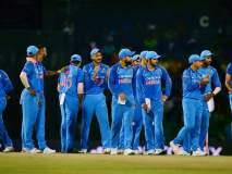 टीम इंडियाचा विजयी चौकार, चौथ्या एकदिवसीय सामन्यात श्रीलंकेचा १६८ धावांनी धुव्वा