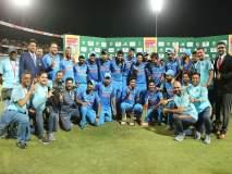 वनडे मालिकेतील विजयाने टीम इंडियाची बल्ले बल्ले, विराट, बुमराहची क्रमवारीत गरुडझेप