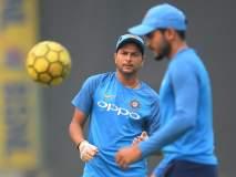 भारत-न्यूझीलंडचा पहिल्या टी-20 पूर्वी कसून सराव