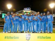 India vs Australia 3rd ODI: कोहलीच्या नेतृत्वाखाली भारताचा विराट पराक्रम!