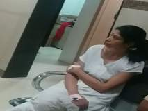 आठवड्याभरातइंद्राणी मुखर्जी दुसऱ्यांदा जे.जे.रुग्णालयात