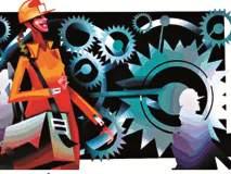 औद्योगिक क्षेत्राचा वृद्धिदर २.४ टक्क्यांवर घसरला