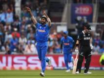 India Vs New Zealand World Cup Semi Final : बुमराहची 36 वर्षांपूर्वीच्या विक्रमाशी बरोबरी; झहीर खानला टाकणार का मागे?