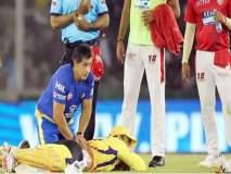 IPL 2018 : धावा करायला माझे हातपुरेसे आहेत - धोनी