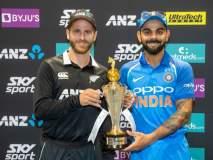 IND vs NZ ODI : पहिल्या सामन्यासाठी 'विराट'सेना सज्ज, भारताचे संभाव्य 11 शिलेदार