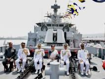 शत्रुची पाणबुडी उडवू शकणारी 'किल्तान' युद्धनौका नौदलात दाखल
