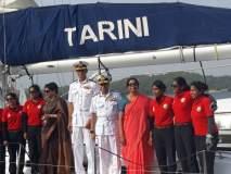 नारीशक्तीचा विजय असो... 'जग जिंकून' मायदेशी परतल्या भारताच्या सहा 'जलसम्राज्ञी'