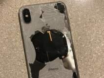 धक्कादायक! आयफोन X चा स्फोट; अपडेट केल्यानंतरची घटना