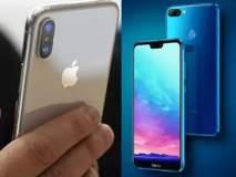 चीनमध्ये iPhone वर बहिष्कार, Huawei वर मोठी सूट