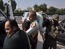 इराणमध्ये लष्कराच्या परेडवर हल्ला; 24 जणांचा मृत्यू