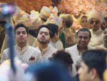 ईशा अंबानी-आनंद पिरामलच्या लग्नाचा शाही थाट