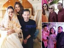 Isha Ambani Pre-Wedding : ईशा अंबानीच्या प्री-वेडिंगचं हटके सेलिब्रेशन