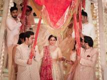 Isha Ambani Wedding : इशा अंबानीच्या लग्नातील हा फोटो झाला व्हायरल, नेटिझन्सने दिल्या अशा कमेंट्स
