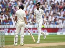 IND vs AUS 1st Test : इशांत शर्माच्या एका चुकीमुळे फिंचला मिळाले जीवदान