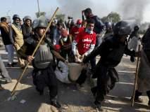इस्लामाबाद : आंदोलक व पोलिसांमधील संघर्षाला हिंसक वळण