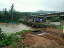आठवडाभरात तीन वेळा बंद पडला मुंबई - गोवा महामार्ग