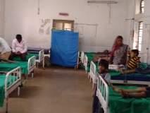 एरंडाच्या बिया खाल्याने घुलेवाडी शाळेतील १२ विद्यार्थ्यांना विषबाधा