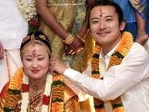 भारतीय संस्कृतीचं कौतुक वाटून जपानी जोडप्यानं केलं हिंदू पध्दतीनं लग्न