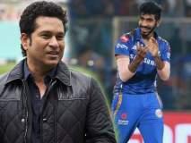 IPL 2019 Final : क्रिकेटच्या देवानंच कौतुक केल्यानं जसप्रीत बुमराह भारावला, म्हणाला...