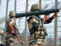 Jammu Kashmir : हंदवाडामध्ये जवान आणि दहशतवाद्यांमध्ये चकमक, 2 दहशतवाद्यांचा खात्मा