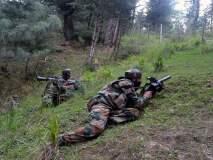 सुरक्षा जवानांकडून दहशतवाद्यांना घेराव, सीमेवरील चकमकीत SOG जवान शहीद