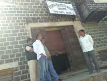 अहमदनगरमध्ये सहकारी बँकेची शाखा फोडली, सायरन वाजल्यामुळे लुटण्याचा प्रयत्न फसला