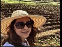 Juhi Chawla Birthday Special : अभिनयासोबतच शेती करण्यात रमते जुही चावलाचे मन