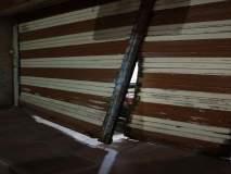 कामशेतमध्ये सहा दुकाने फोडली ;पोलिसांचे दुर्लक्ष